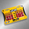 JCB Zinc AA Batteries - 4 + 4 Pack