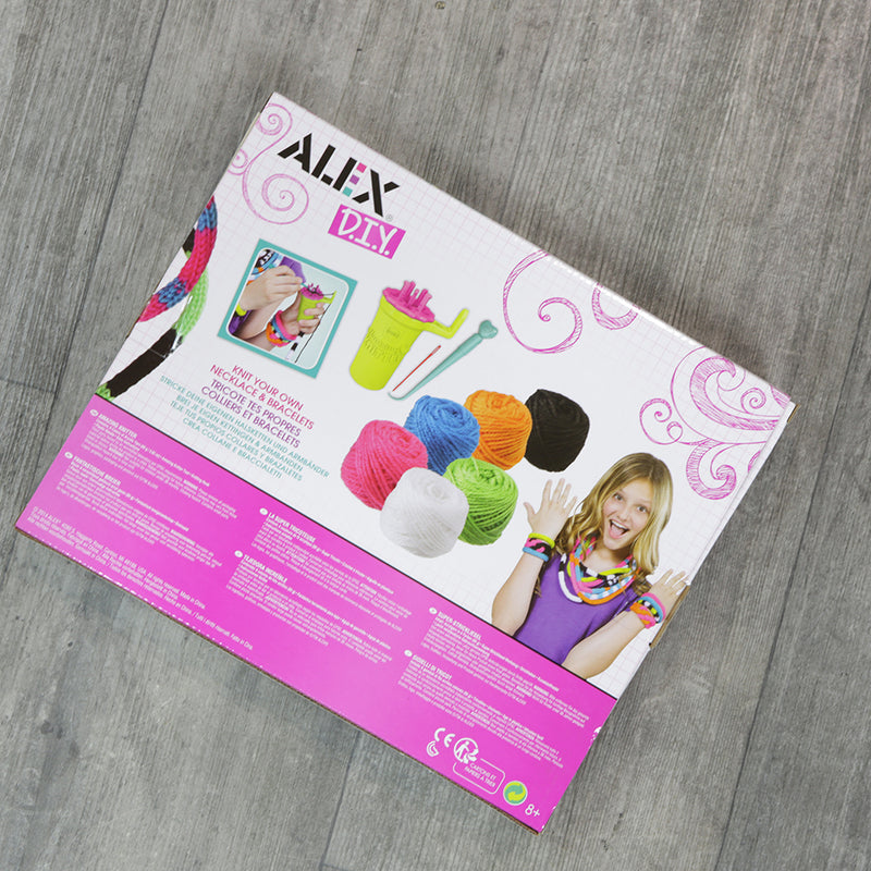 Alex Toys Children's Amazing Knitter crafting kit