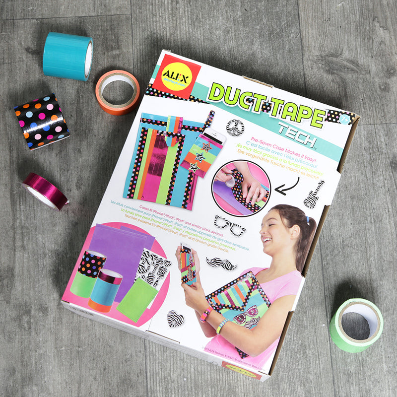 Alex DIY Girl's Duct Tape DIY craft kit
