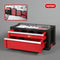Keter 2 Drawer Draw Tool Chest System