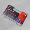 25pc Zirconium Spiraband Kit by Abracs Abrasive & Accessories, sold by In-Excess