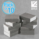 "Sponge Sanding Blocks ""Factory Seconds"""
