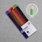 10 Foiled Pencils by Design Group, sold by In-Excess