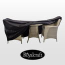Royalcraft Heavy Duty 2 Seater Bistro Set Cover