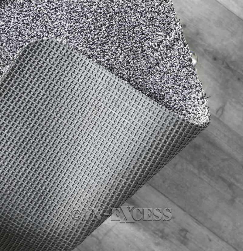 Bruce Starke Cotton Eco Plus Door / Entrance Mat 50 x 75cm Colour Slate Grey