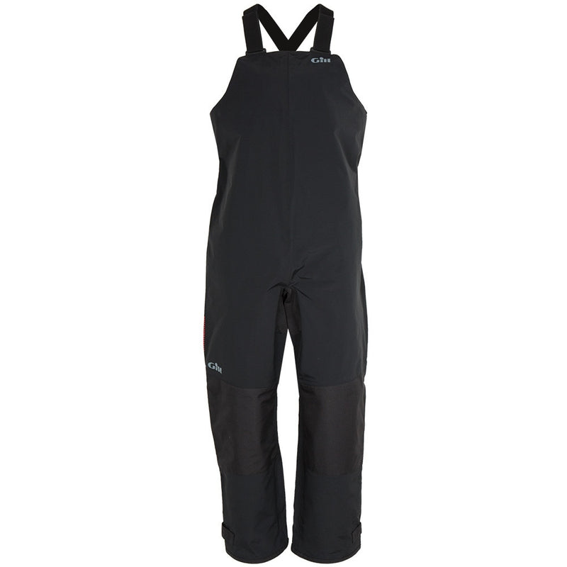Pro Salopettes - Black Mens Womens Juniors by Gill, sold by In-Excess