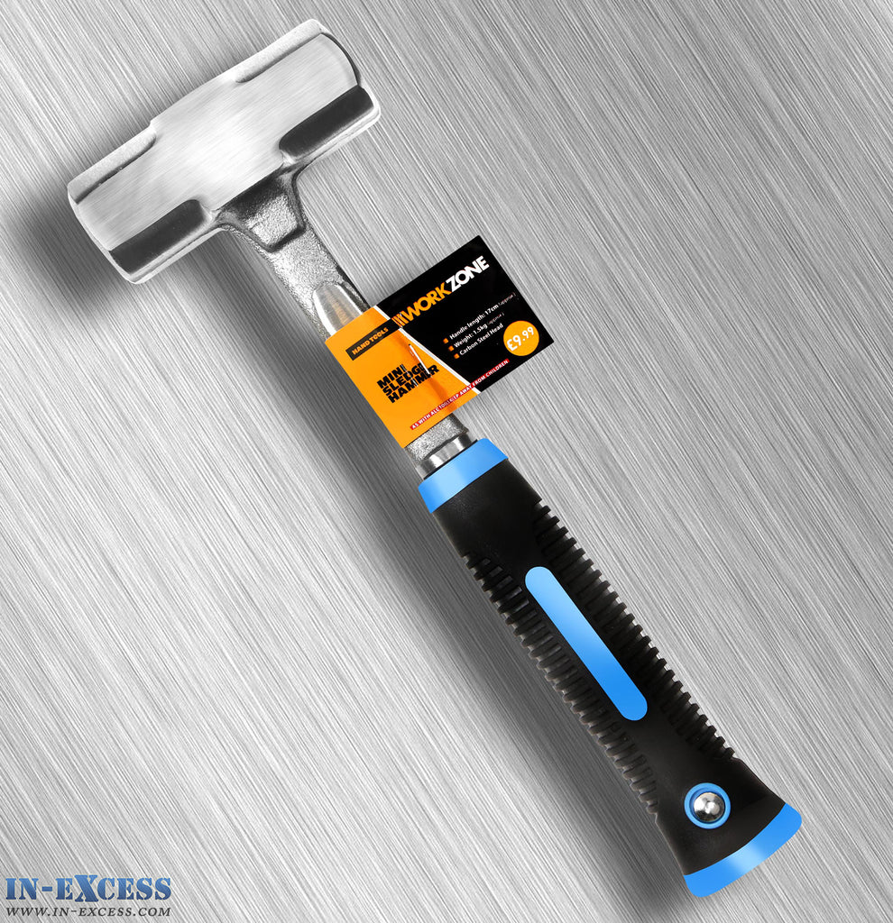 Work Zone Double Face Mini Sledge Hammer 1.5kg