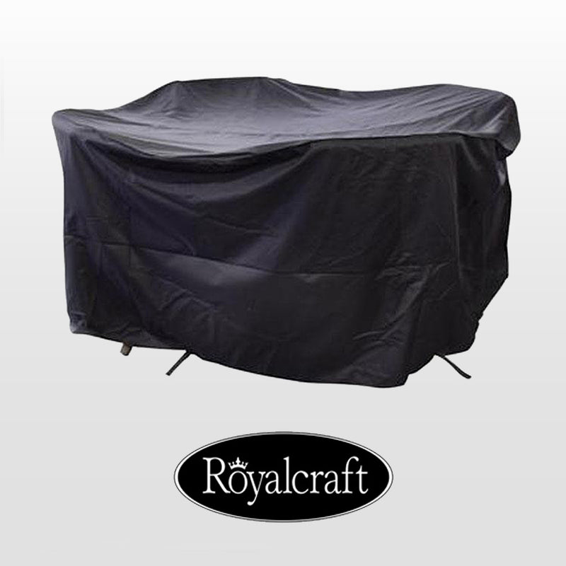 Royalcraft Heavy Duty 4 Seater Round Dining Set Cover