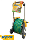 Hozelock Pro Assembled Hose Cart with 50m Hose