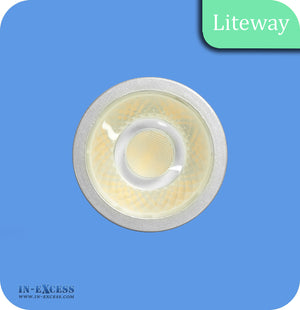 Liteway LED Non-Dimmable Bulb GU10 - 6W~50W