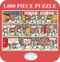 Banjo Jigsaw Puzzle 1000 Piece 685 x 490mm