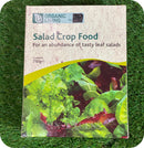 Organic Living Salad Crop Food
