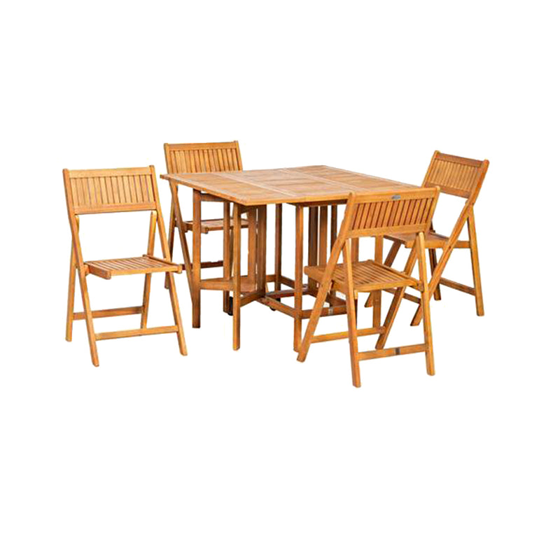 Brooklyn Wooden Balcony/ Small Patio Set