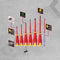Trojan - Insulated Screwdriver Set 7 Pieces