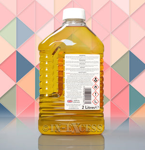 Photo of Bartoline Teak Oil 2 Litres Back