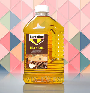 Photo of Bartoline Teak Oil 2 Litres front