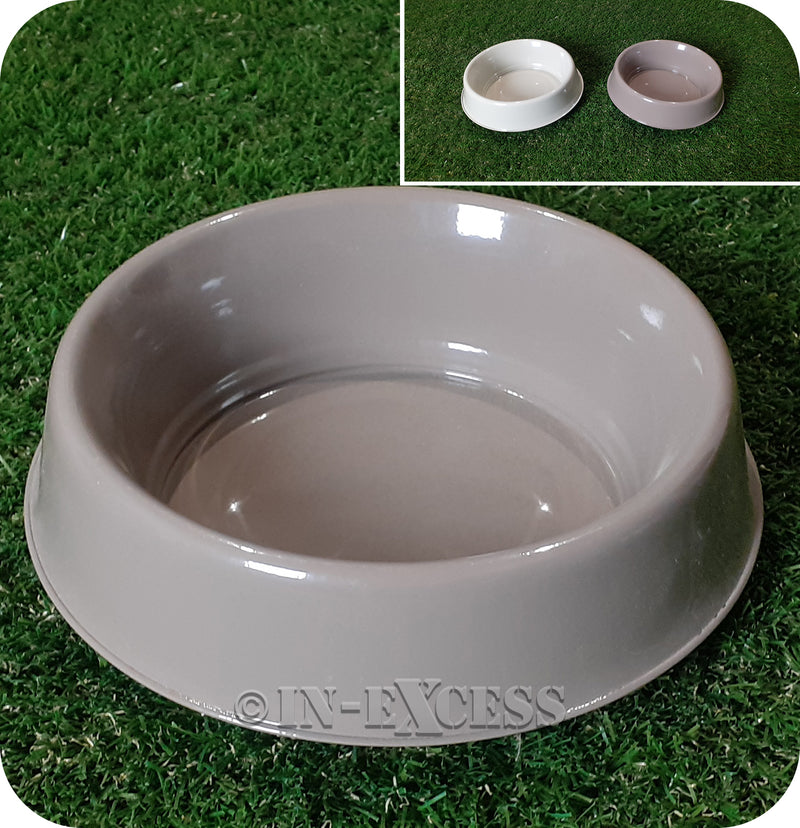 Raised Pet Food Dish