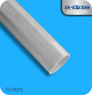 Aluminium Round Tube HC6061 Mill Finish - 50mm x 14swg