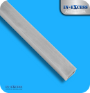Aluminium Square Tube HC6061 Mill Finish - 25 x 25 x 17swg