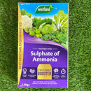 Westland Sulphate of Ammonia Vegetable Booster - 1.5kg