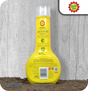 Baby Bio Outdoor Flower & Shrub Liquid Plant Food - 750ml