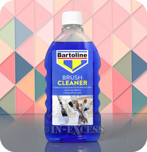 Bartoline Oil Based Paint Brush & Roller Cleaner - 500ml