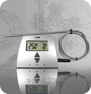 Bengt Ek Digital Meat Temperature Cooking Thermometer - 0°C-250°C