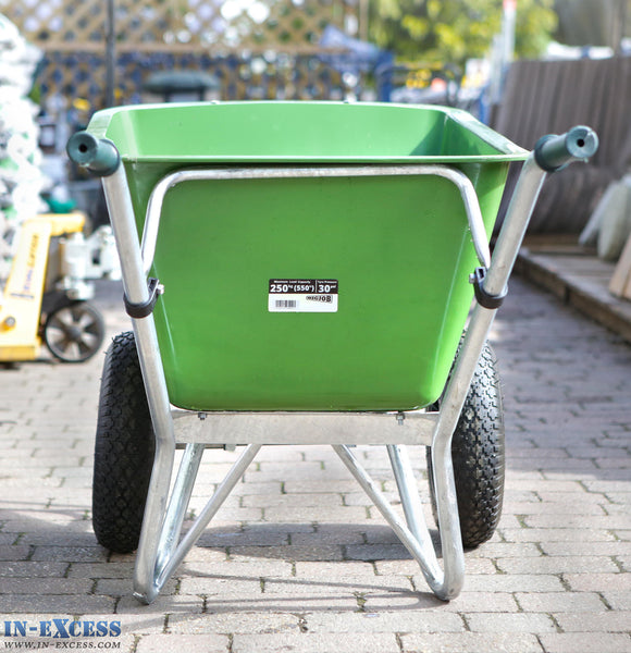 Perimeter Big Job Heavy Duty Wheelbarrow 250kg Load Capacity