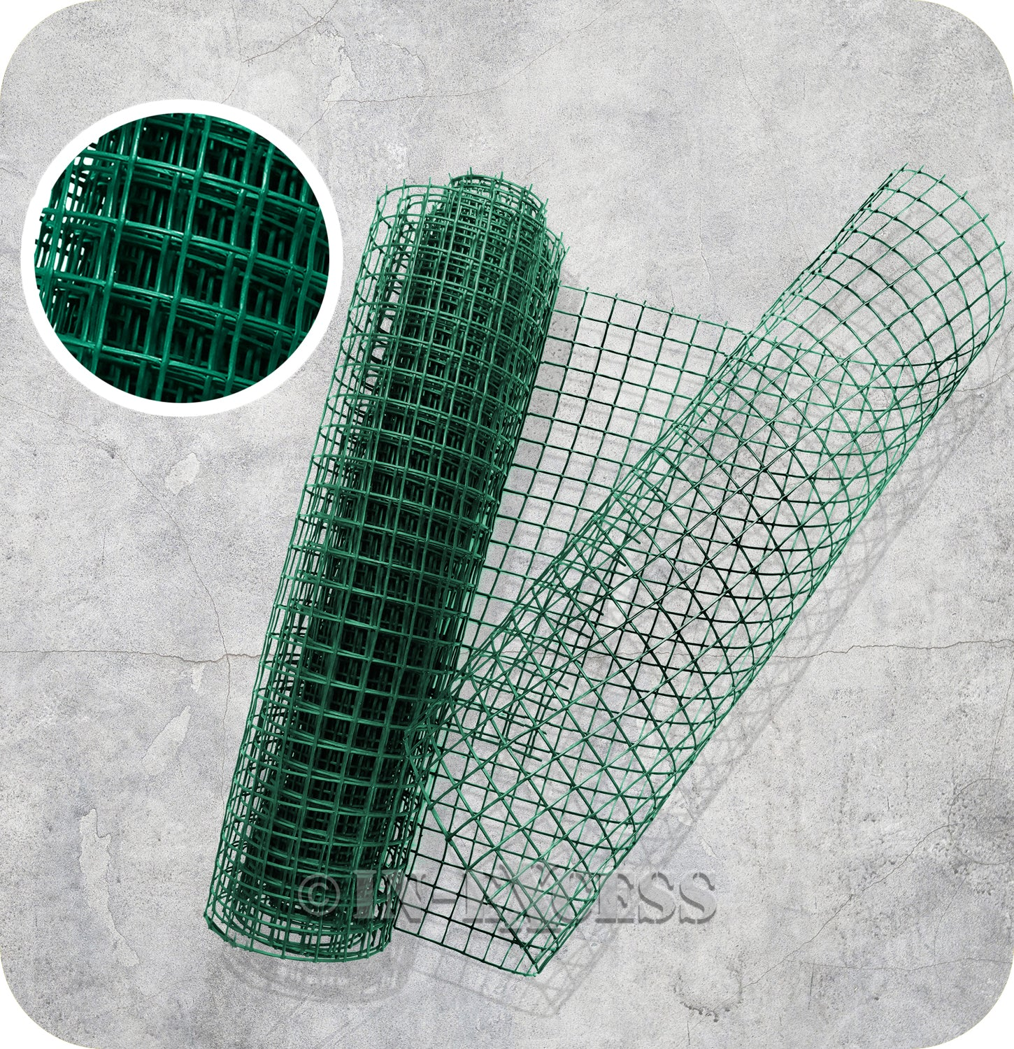 Mesh & Wire - In-Excess Direct