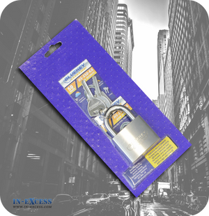 BlueKey Security 50mm HS-S50-KA High Security Padlock