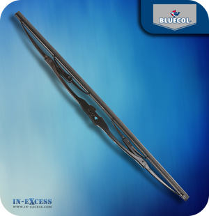 Bluecol Traditional Wiper Blades - 21""