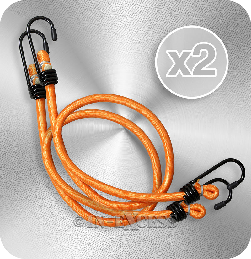 "Bungee Cord 4 Pack 2x18"" & 2x24"""