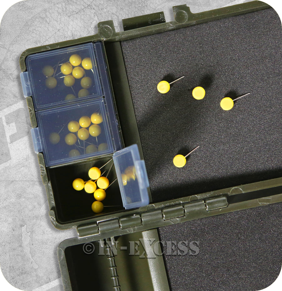 CarpZone Fishing Accessories Handy Rig Storage Box