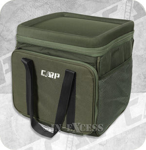 CarpZone Fishing Carryall Cool Box Fish Lunch Bag