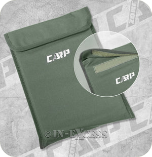 CarpZone Fishing Lined Fish Weighing Weigh Sling With Drainage