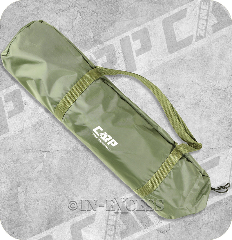CarpZone Hurricane Two Man Bivvy Shelter Overwrap