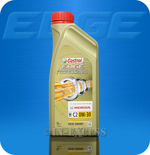 Castrol Edge Oil Professional Titanium FST Diesel Engine Oil - H C2 0W-30