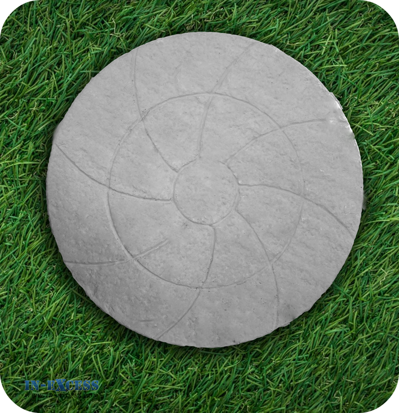 Bowland Stone Catherine wheel steeping stones- Weathered Slate
