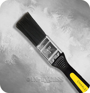 Charles Bentley Tradesmen Professional Quality Classic Paint Brush - 1""