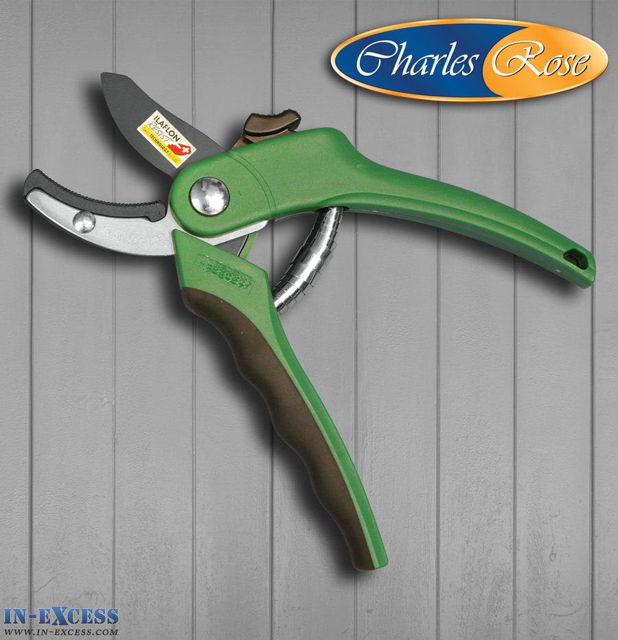"Charles Rose 8"" Long Anvil Pruner"