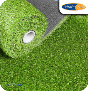 Charles Rose High Density Premium Artificial Grass - 1 x 4 Metres