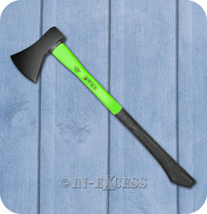 Charles Rose Hard Point Fibreglass Splitting Chopping Axe - 1.9kg