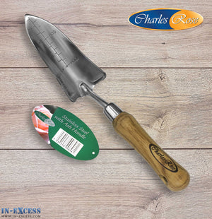 Charles Rose Stainless Steel Hand Transplanter