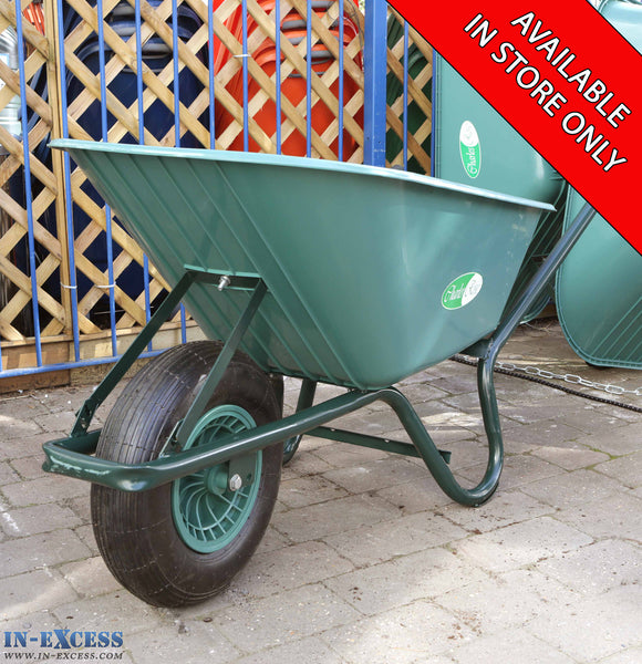 Charles Rose Plastic Wheelbarrow