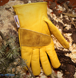 Charles Rose Winchester Premium Leather Gardening Gloves S M L XL