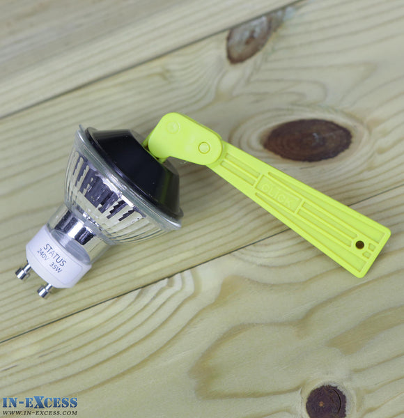 Click Llighting Lamp removal tool