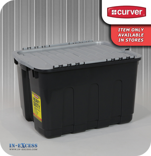 Curver Heavy Duty Tuff Storage Crate - 49 Litres