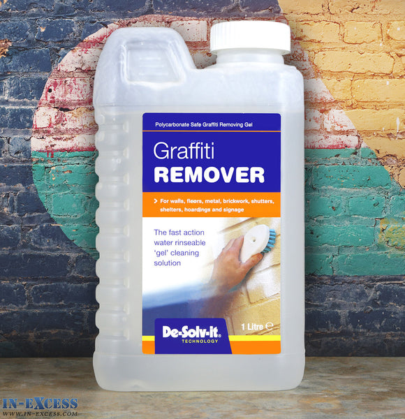 De-Solv-it Graffiti Remover 1L
