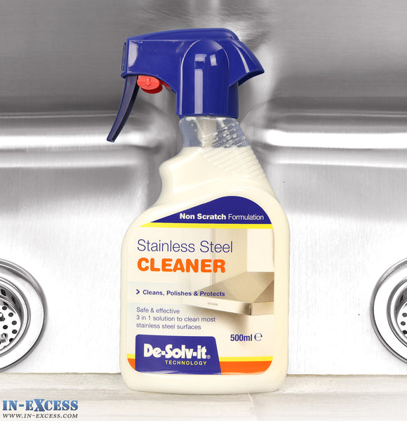 De-Solv-It Stainless Steel Cleaner 500ml