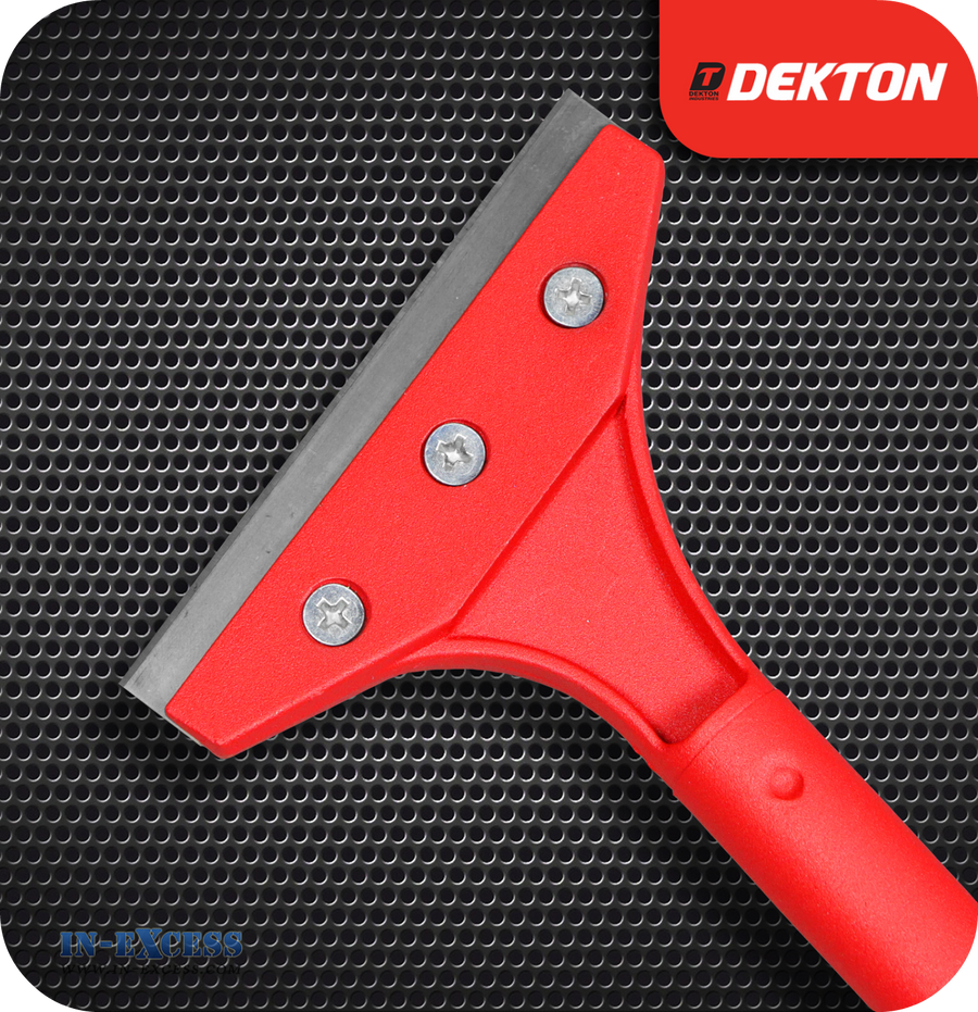 Dekton Heavy Duty 100mm Bladed Scraper - 300mm